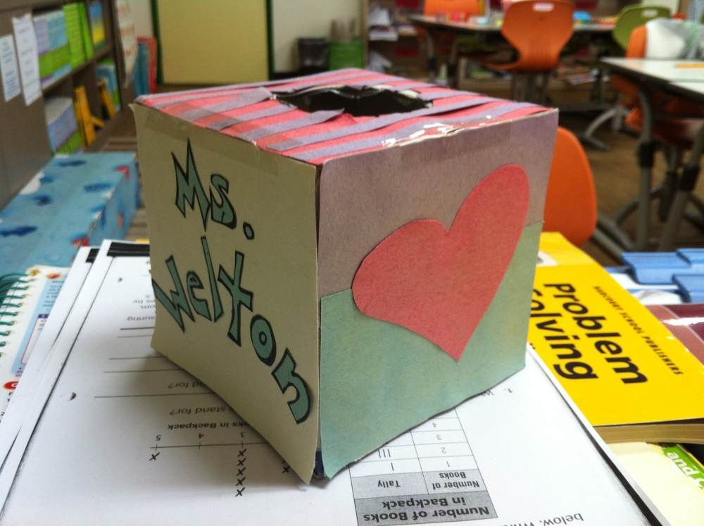 Valentine's Day: For the Younger Elementary Class (2/2)