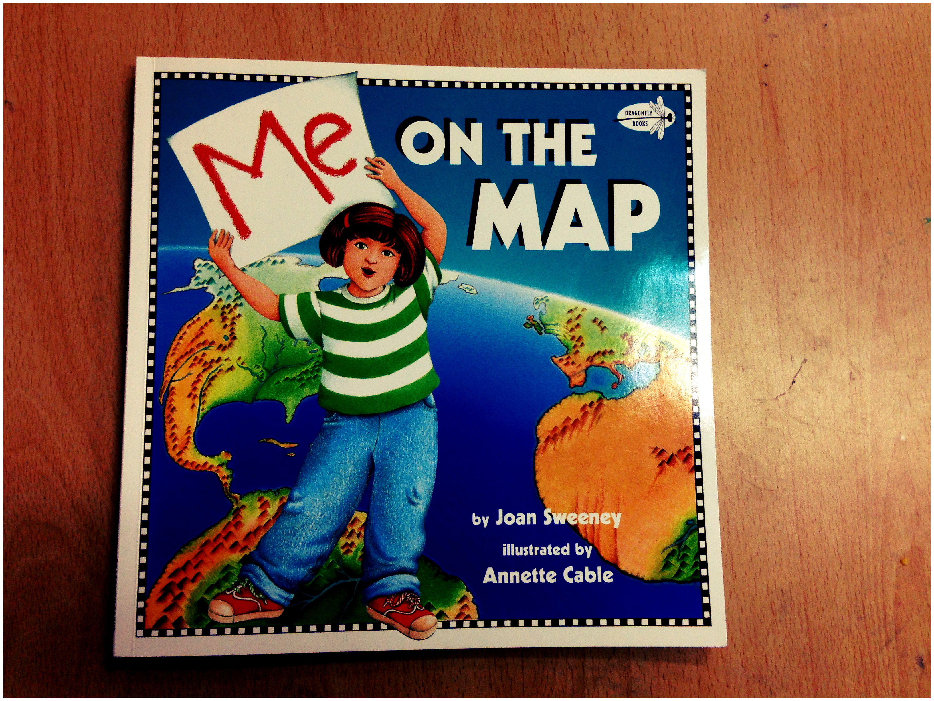 geography me on the map lessons tes teach